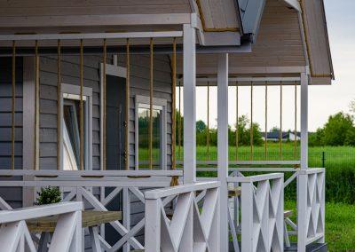 Domki letniskowe nad morzem Linowe Domki